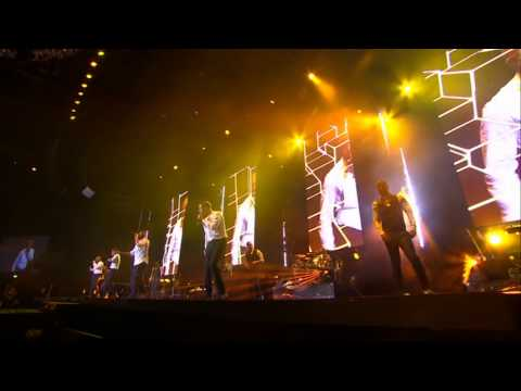 JLS - Only Tonight [Goodbye: The Greatest Hits Tour 2013 DVD]