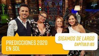 Capítulo 165: Predicciones para el 2020 en SDL   Sigamos de Largo 2019