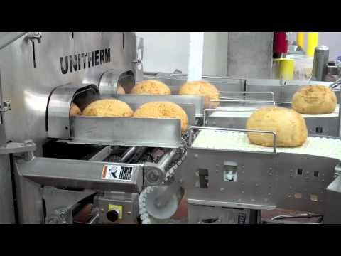 89. Deli Turkey Post-Pasteurization | Unitherm Infrared Pasteurizer