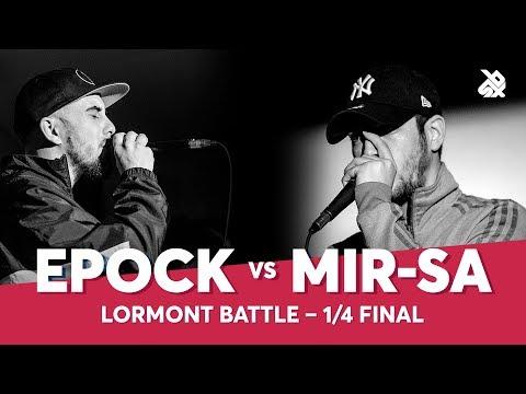 EPOCK vs MIR-SA