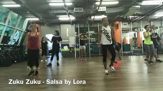 Zuku Zuku | Salsa | Zumba® Toning | by Lora G