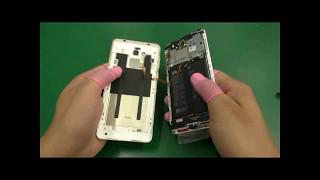 Huawei Huawei Enjoy 6S (Diego) disassembly tutorial