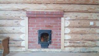 видео Печь для бани и сауны Скиф 22 Панорама