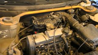 видео Плохо греет печка. Что делать? Volkswagen Passat B3 - B4