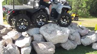 2015 Can-Am Outlander 1000 6x6 With Martin Motor Sports