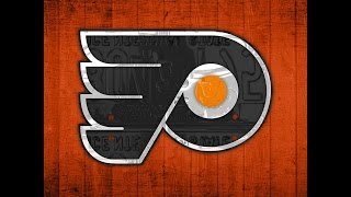 HOW TO DRAW THE PHILADELPHIA FLYERS LOGO!