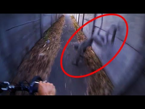 Top 15 Scariest Things Caught on GoPro Camera