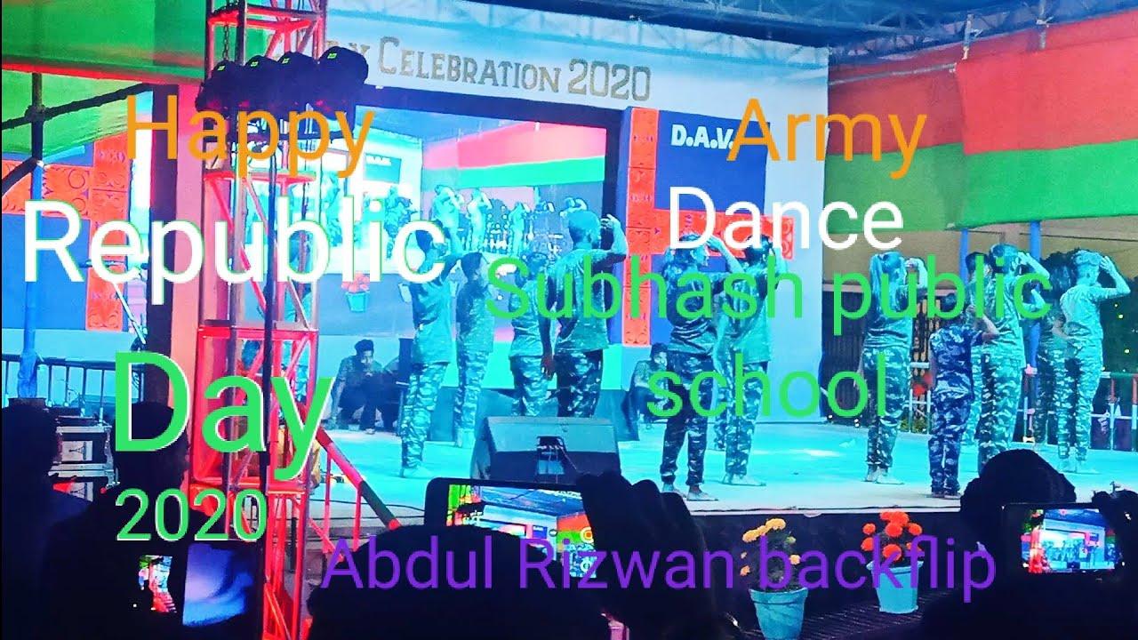 #Abdulrizwan#.  Happy Republic Day Dance on   Subhash public school       Dance group