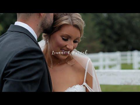 Leanne & Patrick Wedding Highlight Teaser   Amber Grove   Moseley, VA