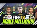 BEST WINTER OTW INVESTMENTS | MAKE MILLIONS OF COINS! (FIFA 18 Ultimate Team)
