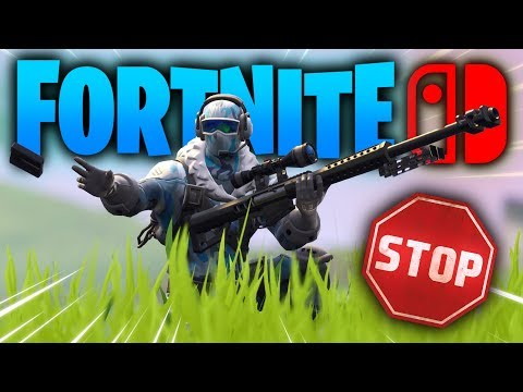 ⚠️ NO HAGAS ESTO ⚠️ FORTNITE para Nintendo SWITCH en DIRECTO thumbnail
