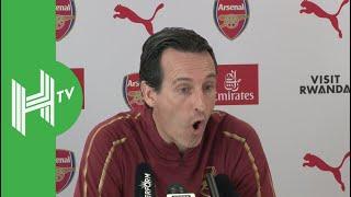 Unai Emery: Denis Suarez still not fit enough for 90 minutes!