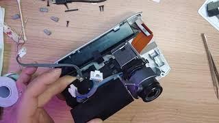 LG 빔프로젝트 PH550 화면불량 수리