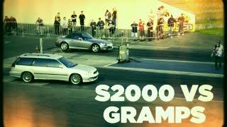 S2000 VS GRAMPS