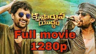 How To Download Krishnarjuna Yuddham Full HD || how to download Krishnarjuna Yuddham in full HD 1280