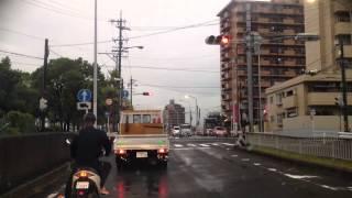 2013/10/26 自転車が撥ねられたようです 千代田橋