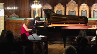 Duo FourTe Trailer Live from International Pianofest Subotica/Serbi...