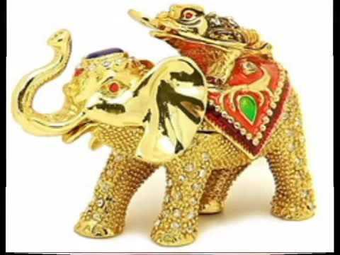 Слон как символ  долголетия и благополучия