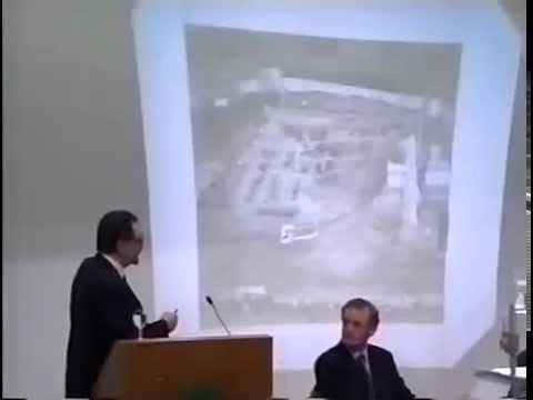 محاضرة معالي الشيخ أحمد زكي يماني عن اكتشاف دارالسيدة خديجة