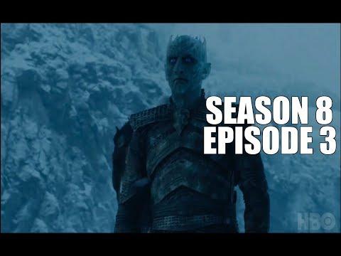 Game of Thrones season 8 | Episode 3 Leaked Spoilers