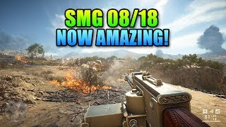 SMG 08/18 Is Now One Of The Best Assault Guns | Battlefield 1 Weapon Review