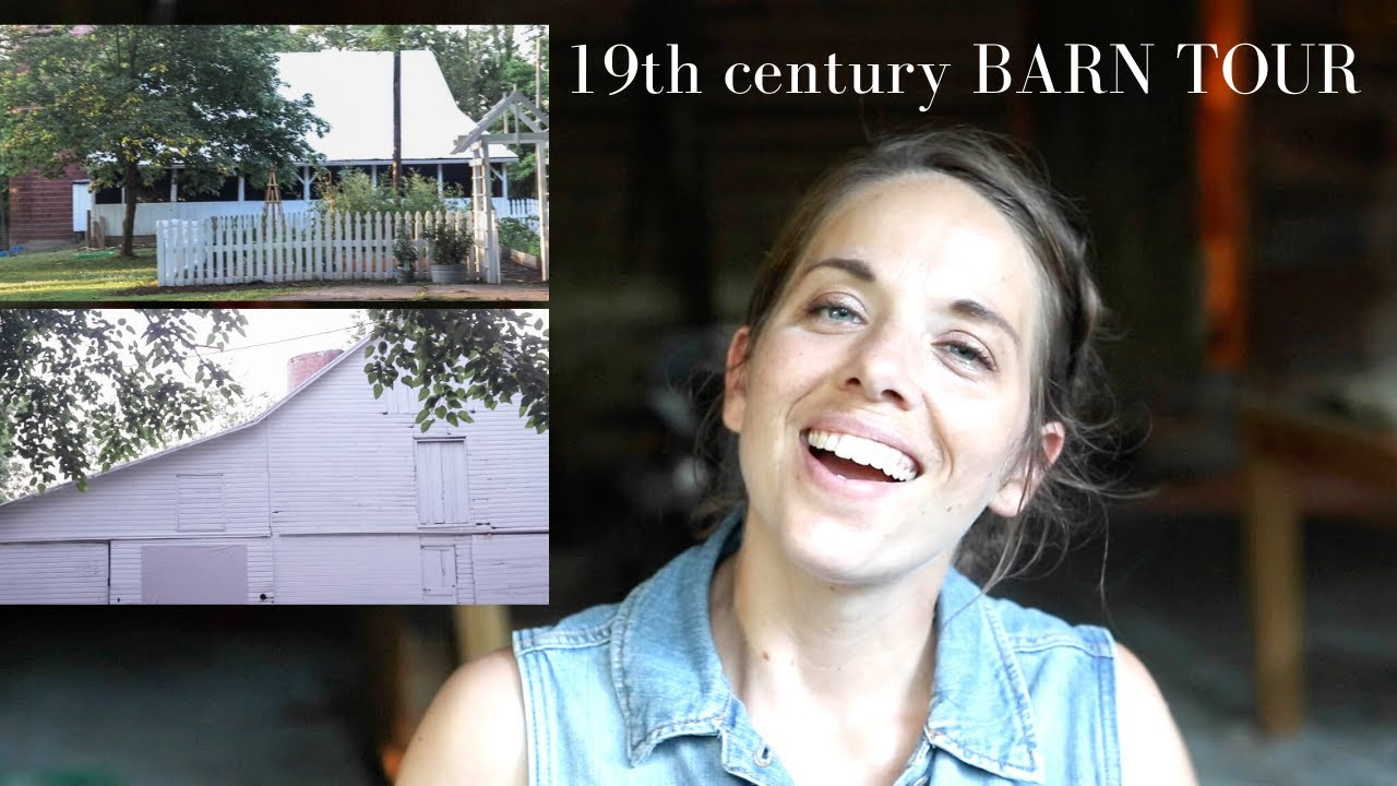 Our 19th Century Barn Tour | This week on the homestead episode 11
