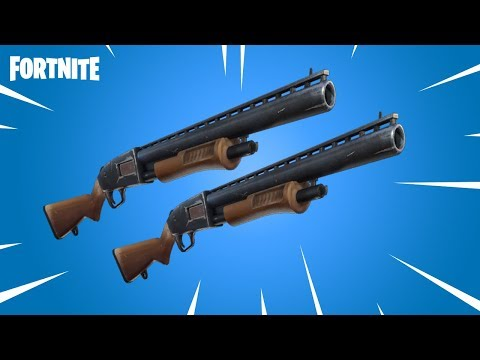 WHEN FORTNITE WAS ACTUALLY FUN #2 (double pump/double shotty compilation)