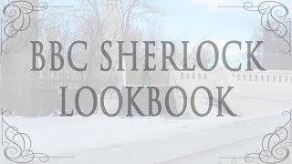 BBC Sherlock Lookbook