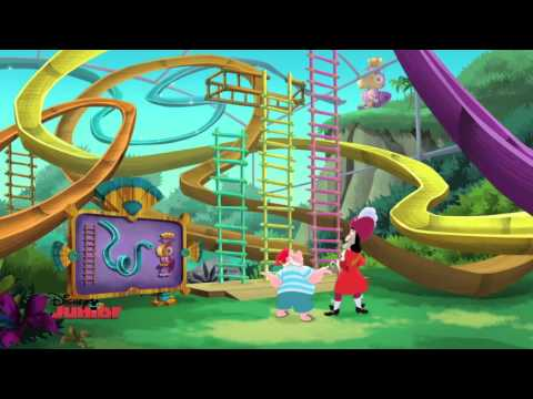 Jake and the Never Land Pirates | Birds of a Feather | Disney Junior UK