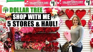 dollartree shop with me