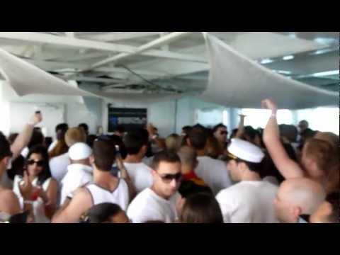 "Myon & Shane54 ""Miami Departures White"" Yacht Party | Miami Music Week 2013 [HD]"
