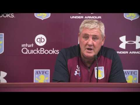 Steve Bruce speaks to Made In Birmingham ahead of the game against Cardiff