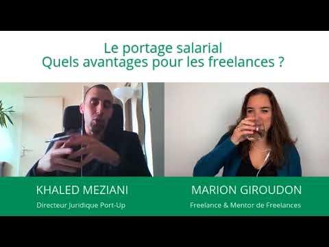 Freelance IT en Portage Salarial :  Quels avantages ?