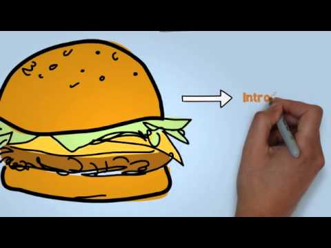 Hamburger model of writing youtube hamburger model of writing pronofoot35fo Choice Image
