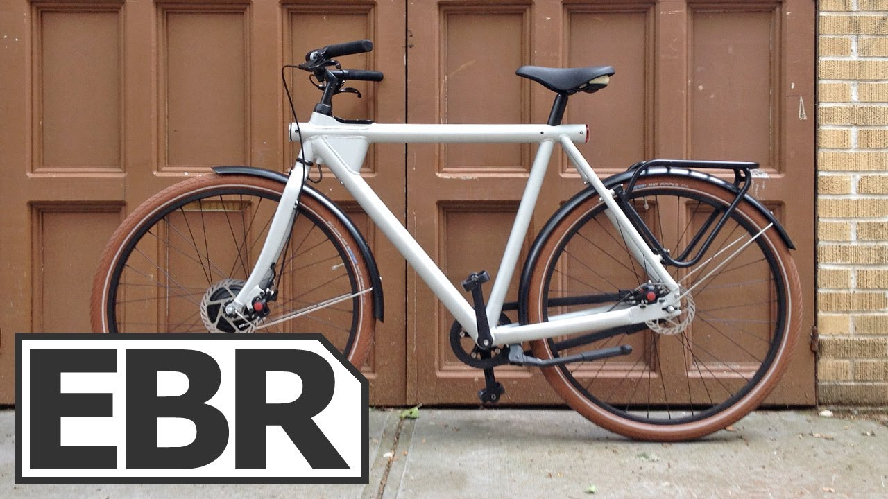 Vanmoof Electrified 3 Video Review