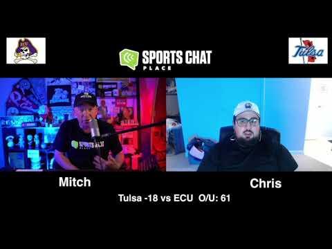 East Carolina at Tulsa College Football Picks & Prediction Friday 10/30/20 Sports Chat Place