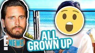 Scott Disick's Son Mason Looks So GROWN UP | E! News