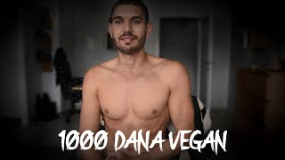 1000 DANA VEGANSTVA | Trening, zdravlje, benefiti
