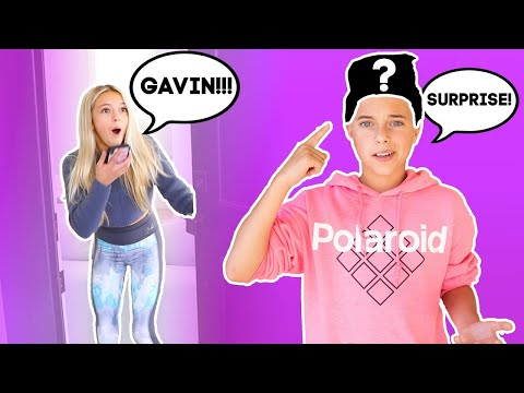 Surprising My Crush With NEW HAIR **SHOCKING** ❤️😱 | Gavin Magnus ft. Coco Quinn