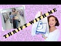 What I Got With Only $25 | TRY-ON THRIFT HAUL