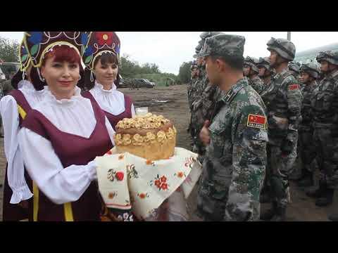 Китайские вертолёты приземлились в Челябинске