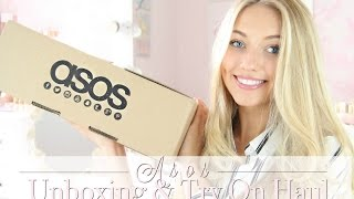 HUGE Summer Asos Unboxing & Try On Haul 2016 | Freddy My Love