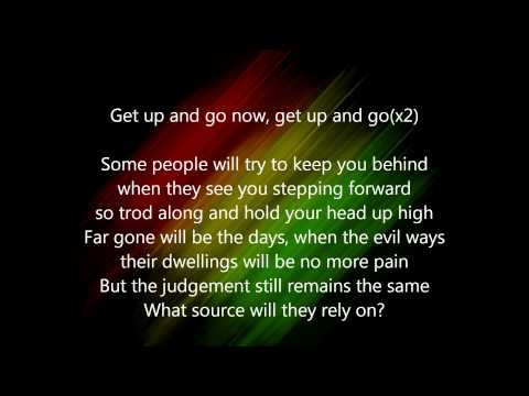 Get up and Go Lyrics - Israel Vibration