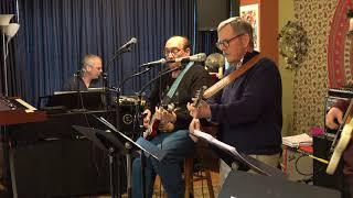 Tony Gregg Robert and Bill Performing Tequilla Sunrise Main Street Music and Art Studio
