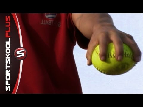 How To Pitch A Softball With Mike Candrea