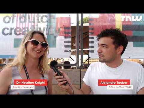 TNW @ Cannes Lions 2017 with Dr. Heather Knight