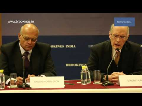 Discussion on India-U.S. relations and the problem of ISIS