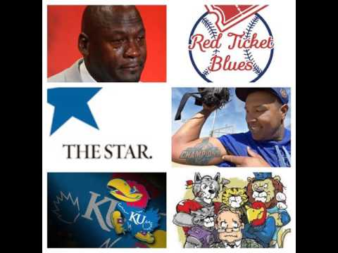 Sam Mellinger of KC Star on Kansas Basketball, Crying Jordan, Wichita State, Royals 3-24-16 Podcast