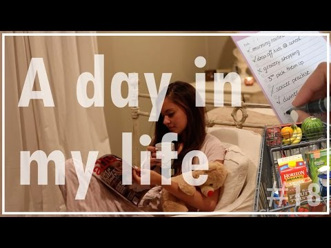 A day in my life - Au Pair in Texas | au pair vlog # 18