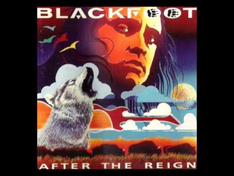 Blackfoot - After the Reign (Full Album)